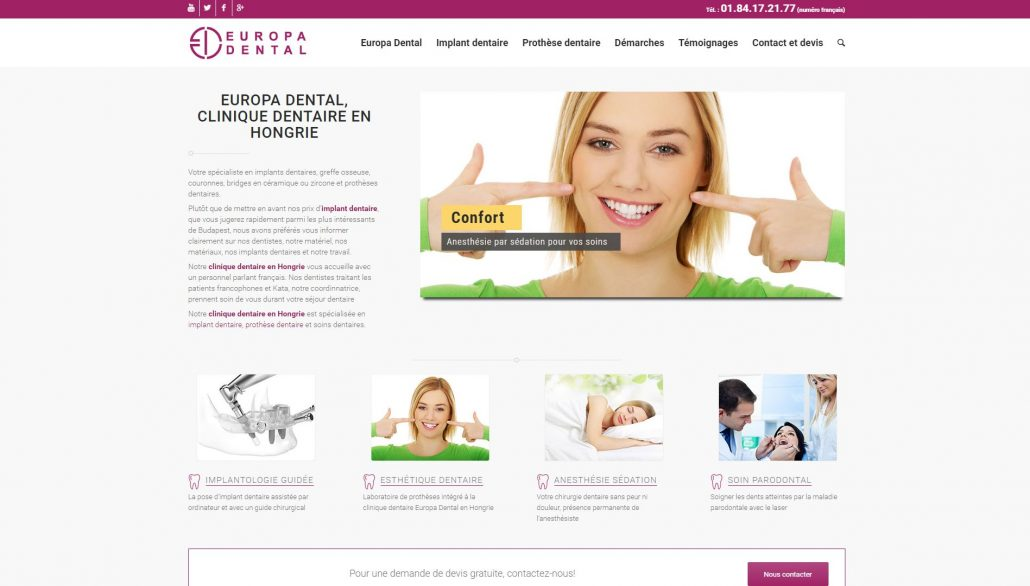 europa-dental.com