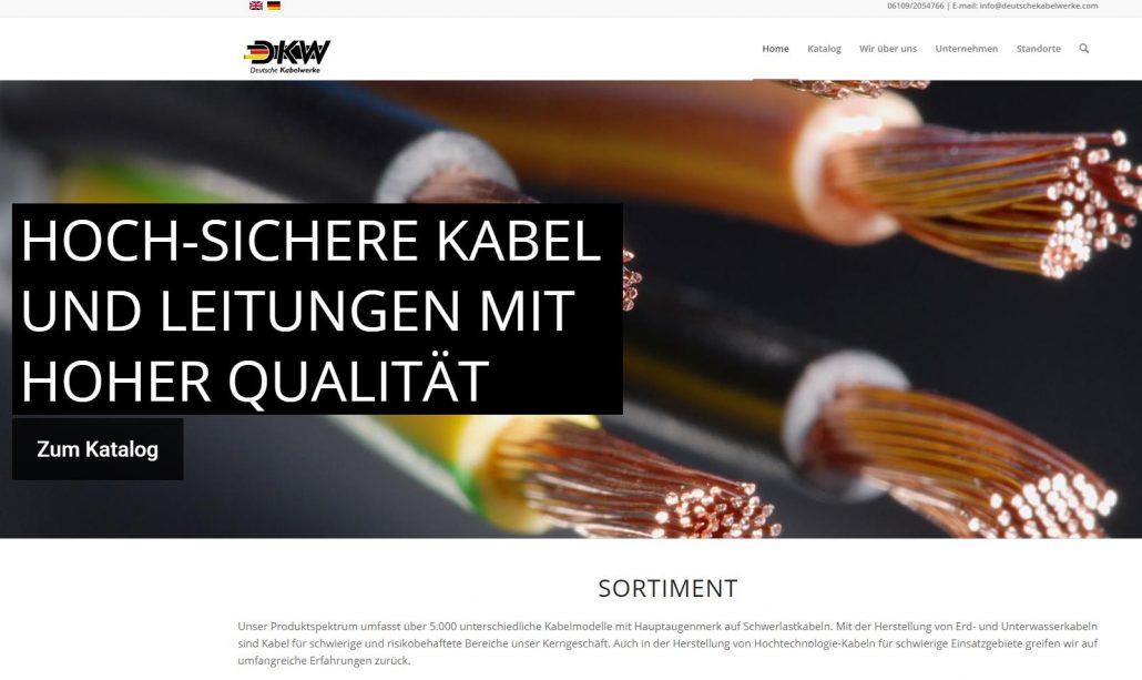 www.deutschekabelwerke.de